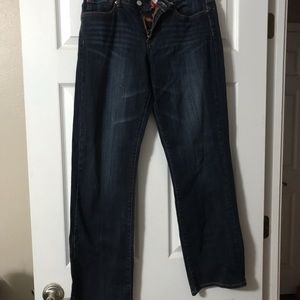 Lucky brand women's jeans size 10/30